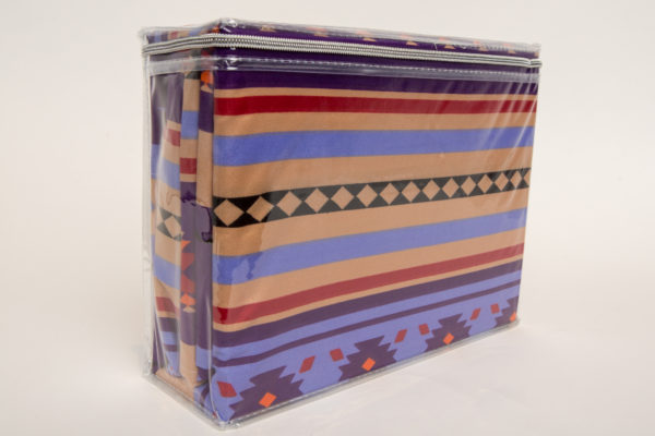 New Morning Native Design Sheet Set Full Purple