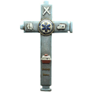 Tulsa Unique Gifts Ems Wall Cross